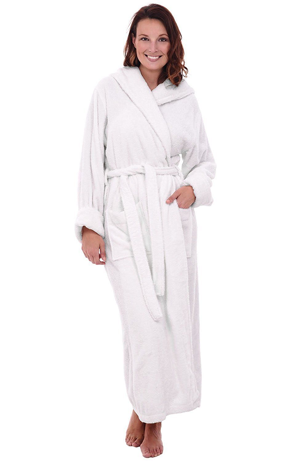 Del Rossa Women s Turkish Terry Cloth Robe 353f709bd