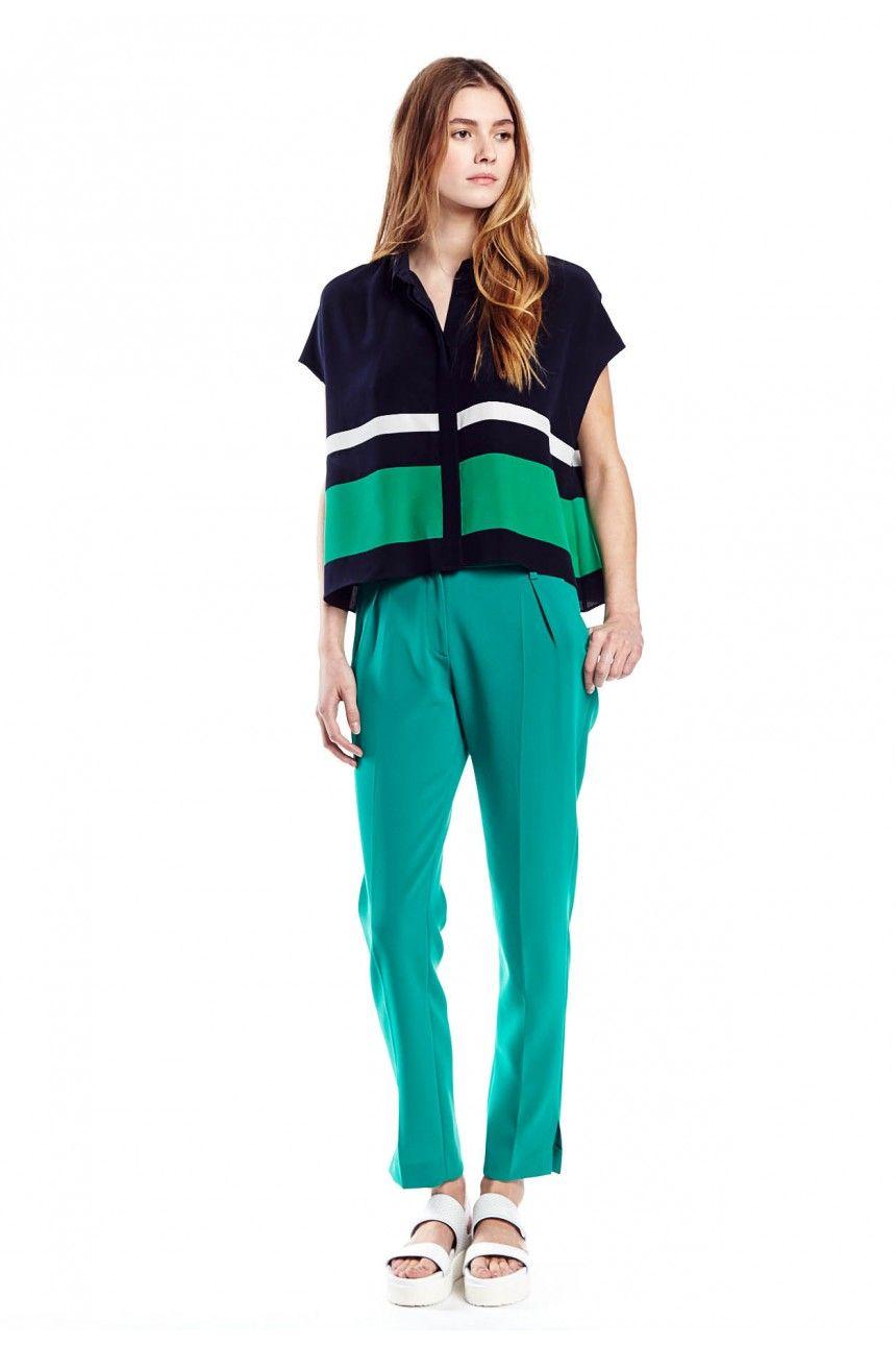 PLAISIR Trousers Woman - Claudie Pierlot