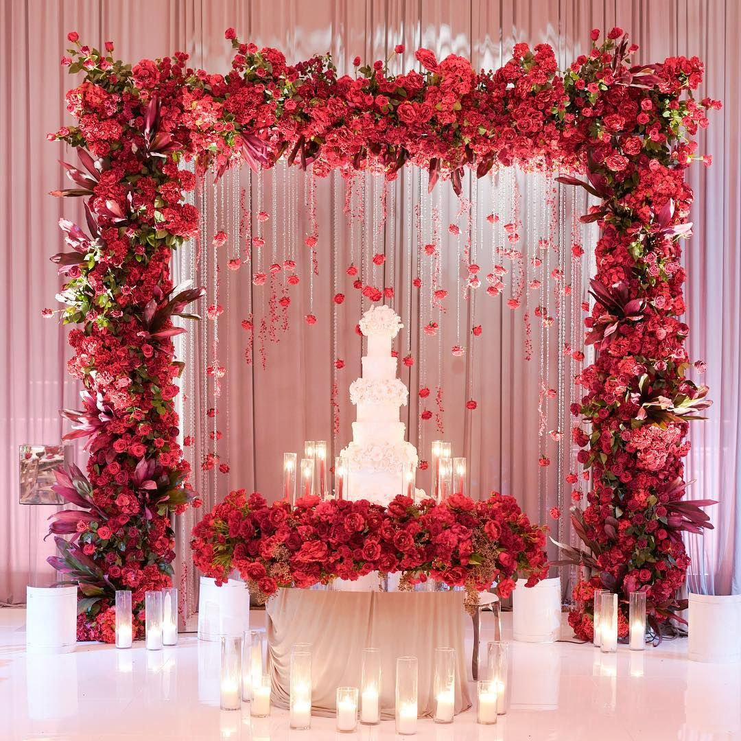 Pin by Dionne Cleary on Birthday in 2019 | Wedding stage ...