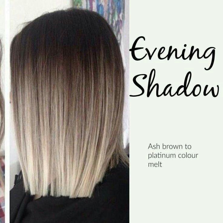 Color Melt Mane Interest Hair Lengths Hair Styles Hair