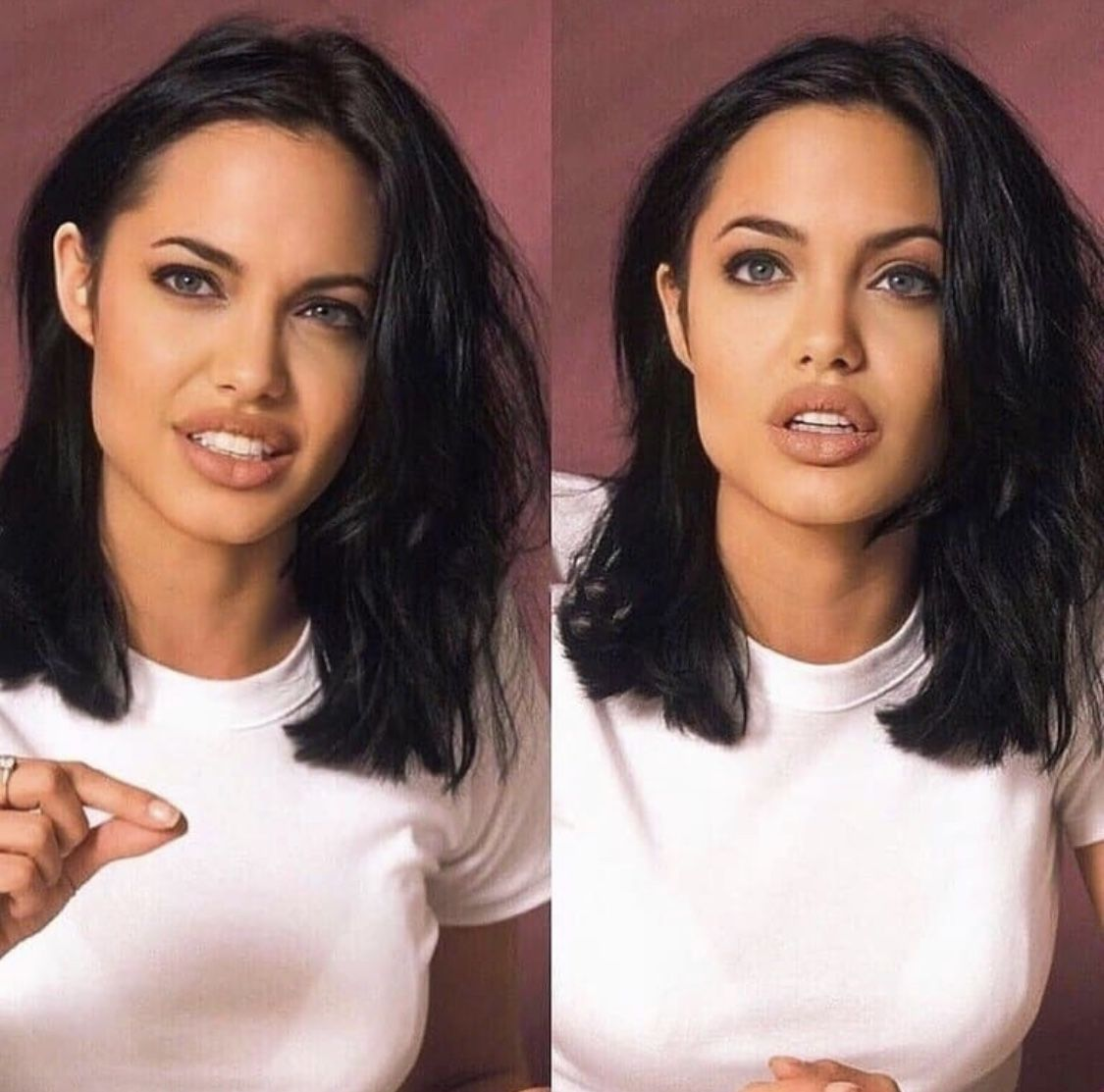 29++ Angelina jolie coiffure inspiration