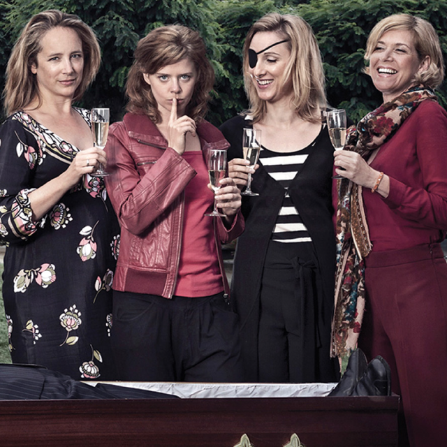 the out laws belgian tv black comedy to watch. Black Bedroom Furniture Sets. Home Design Ideas