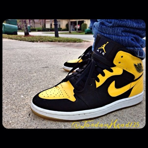 Air Jordan Retro 1 New Love #jordan #nike #sneakers