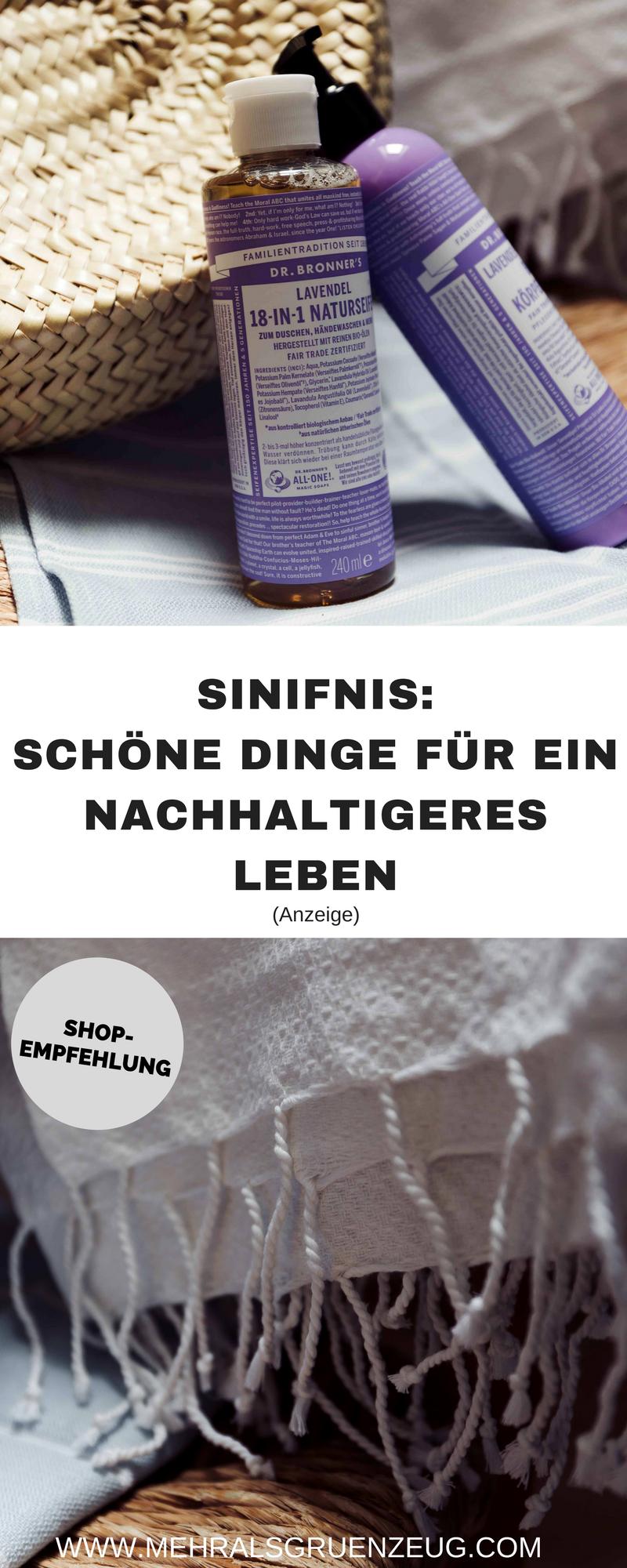 Öko Fair Im Badezimmer Mit Sinfinis [Anzeige + Giveaway