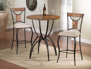 Bistro Table Set Indoor For 2 Kitchen Small   http://freshslots.info ...
