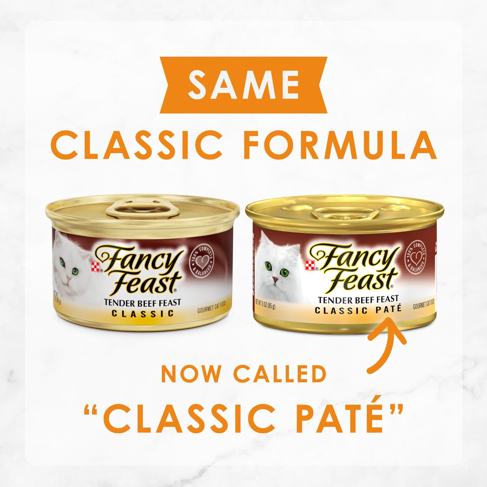 Purina Fancy Feast Grain Free Pate Poultry & Beef