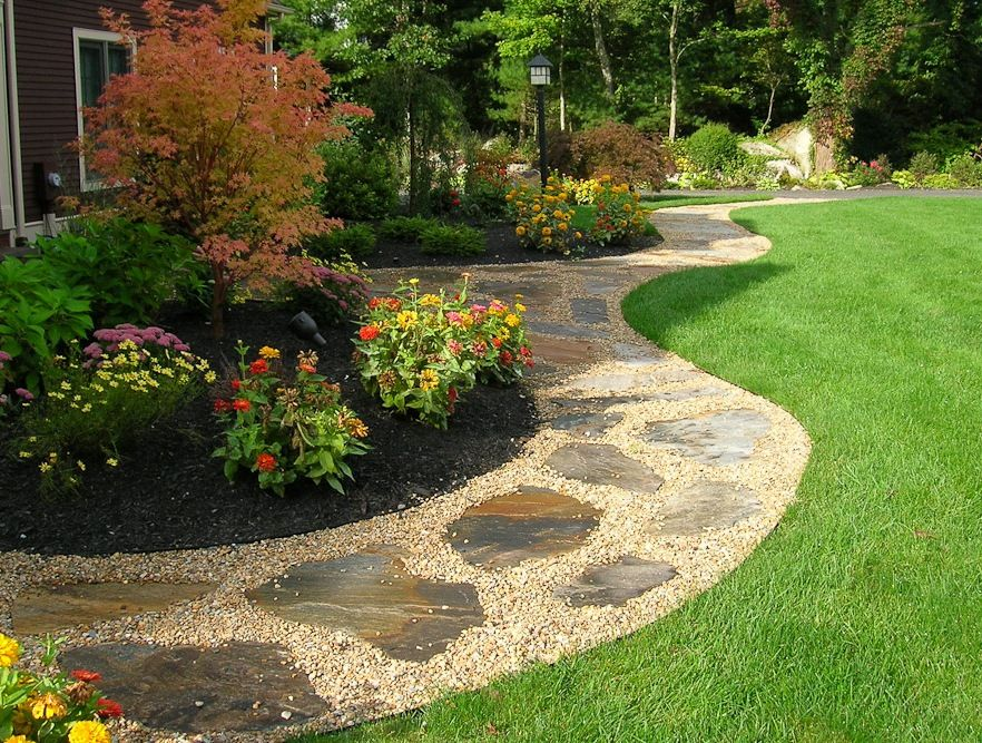 Landscaping A Yard With Poor Drainage | Landscaping Drainage Problems And  Solutions