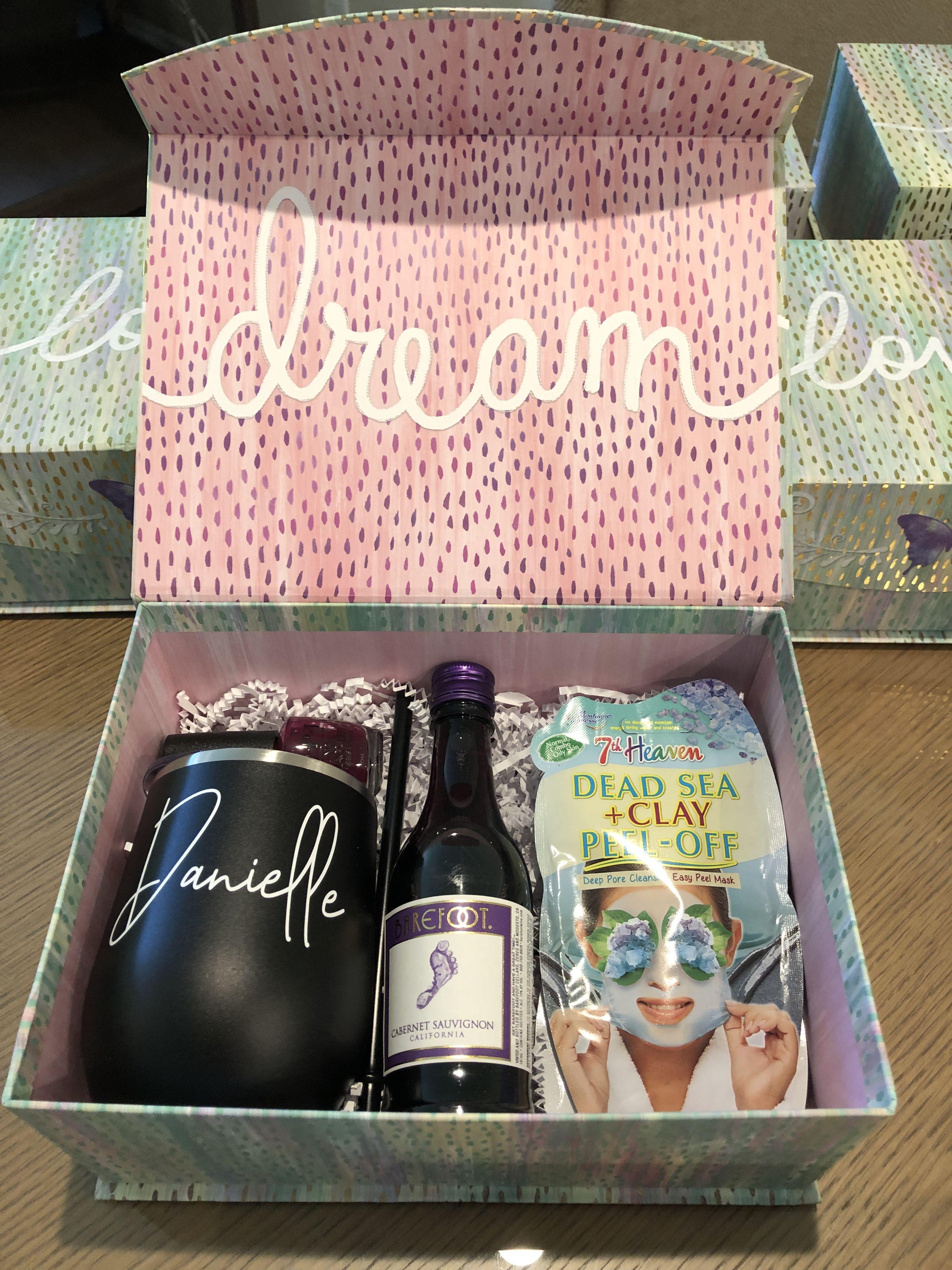 Bachelorette gift box bachelorette gifts bachorlette