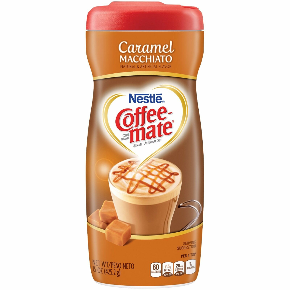 Nestle Coffee Mate Powdered Coffee Creamer PACK OF 2 MANY