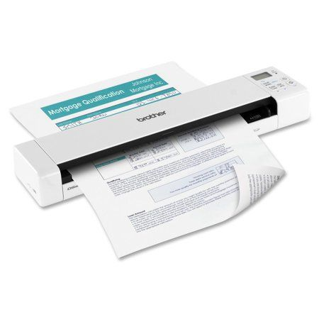 Brother Wireless Mobile Color Page Scanner Ds 920w