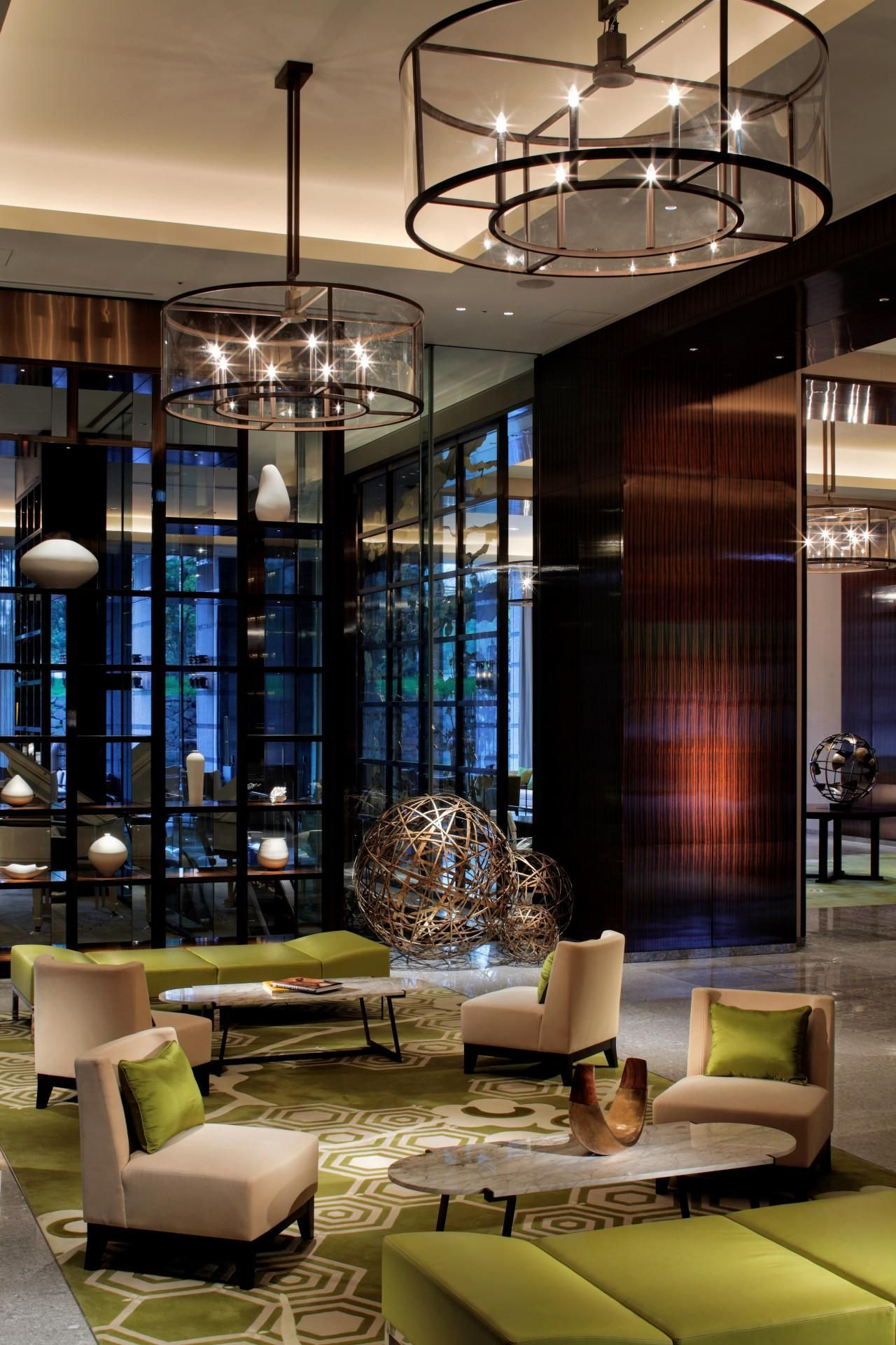 Feel Inspired By These Hotel Lighting Find More Https Contemporarylighting Eu Lighting Interiordesign Hotel Lobby Design Hotel Foyer Hotel Interior Design