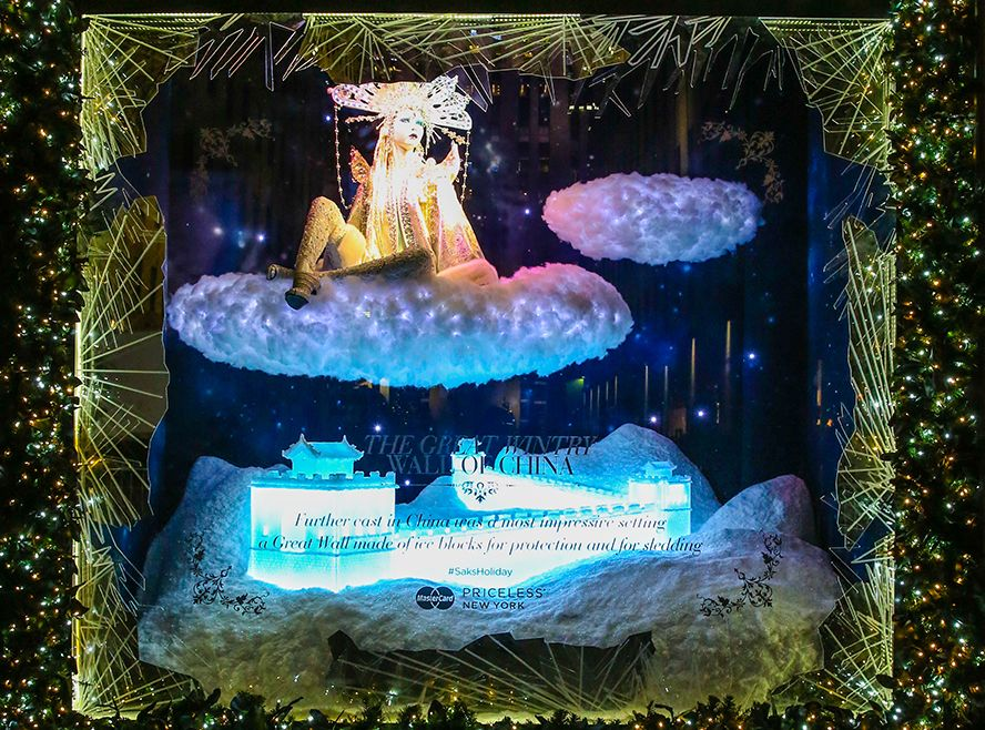 Christmas Oratorio Nyc 2020 See the 2015 Holiday Windows in New York City in 2020 | Holiday