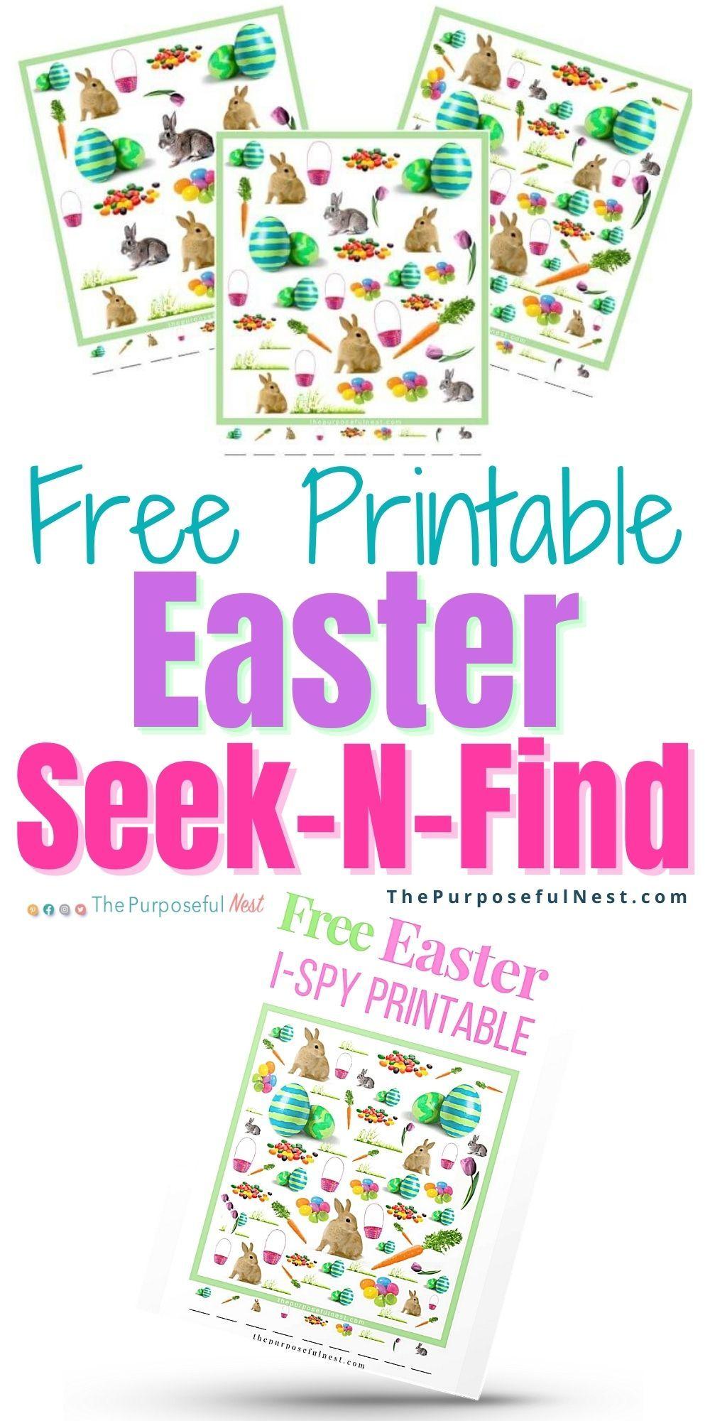Free Easter Printable Spy Game In 2021 Easter Printables Easter Activities For Kids Printable Easter Activities [ 2000 x 1000 Pixel ]