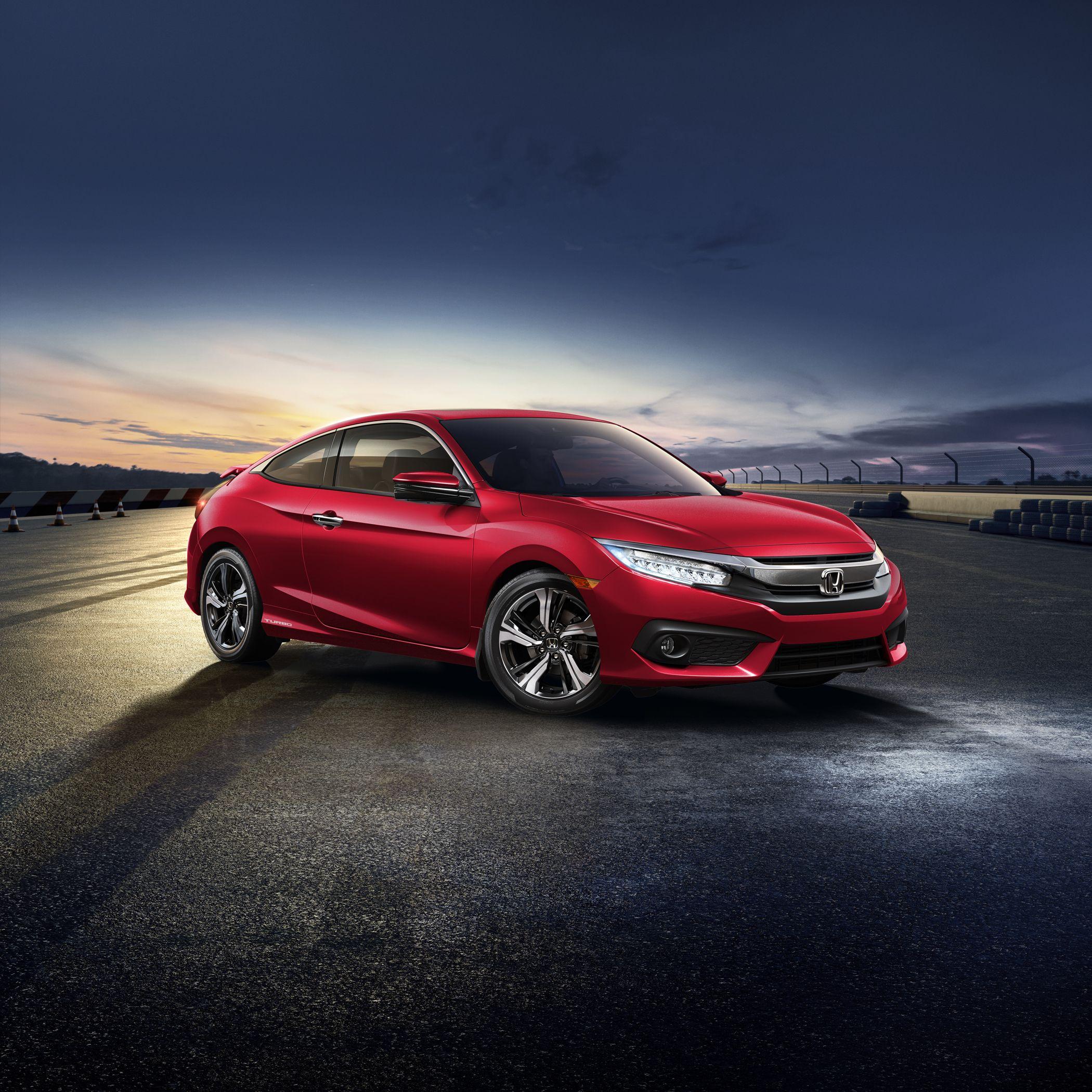 2016 Honda Civic Coupe @ Richmond Hill Honda