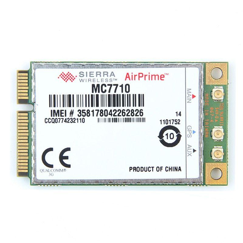 GPS Module Unlocked Used Sierra Wireless AirPrime MC7710 3G 4G LTE//HSPA