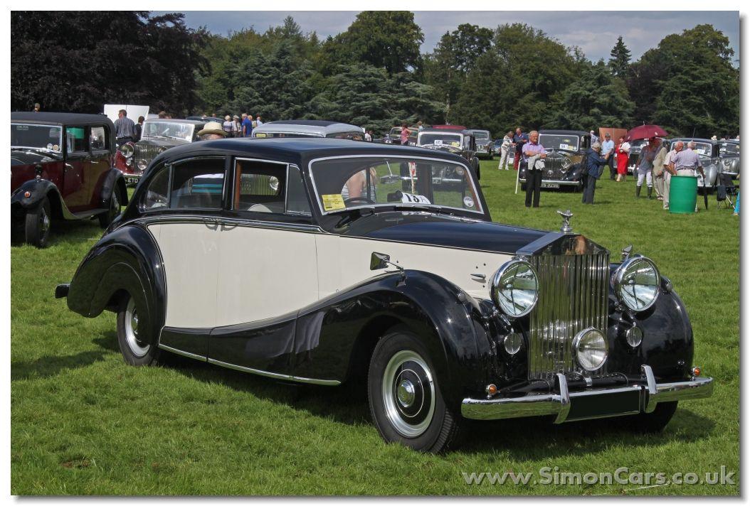 1952 Rolls Royce Silver Wraith Rolls Royce Silver Wraith Rolls Royce Rolls Royce Wraith