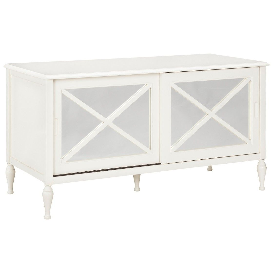 Hollywood Mirrored Tv Stand Mirror Tv Stand Mirror Tv Blue Tv