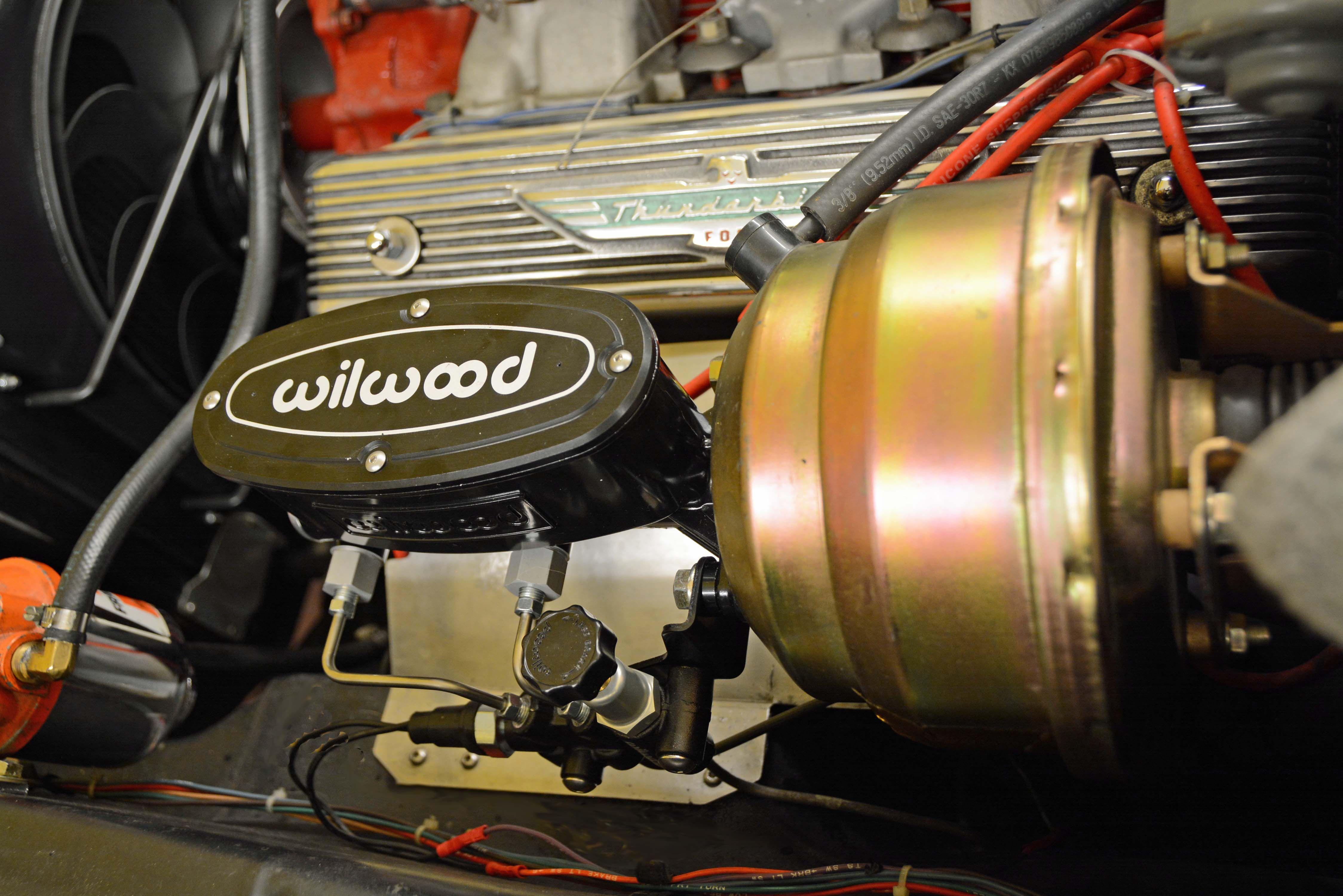 Installing A Wilwood Disc Brake Master Cylinder And Proportioning 1948 Ford Valve