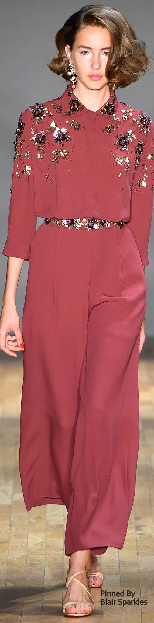 Jenny Packham Spring 2015 RTW | Fashion II | Pinterest | Color ...