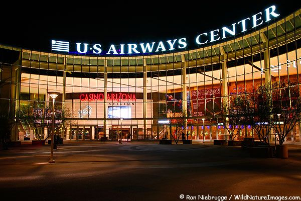 Us Airways Center Is A Sports And Entertainment Arena Located In Downtown Phoenix Arizona The Arena Ope Phoenix Suns Phoenix Suns Basketball Downtown Phoenix