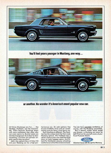 Top 3 features we like video. 51 Mustang Brochures Ideas Mustang Classic Mustang Ford Mustang