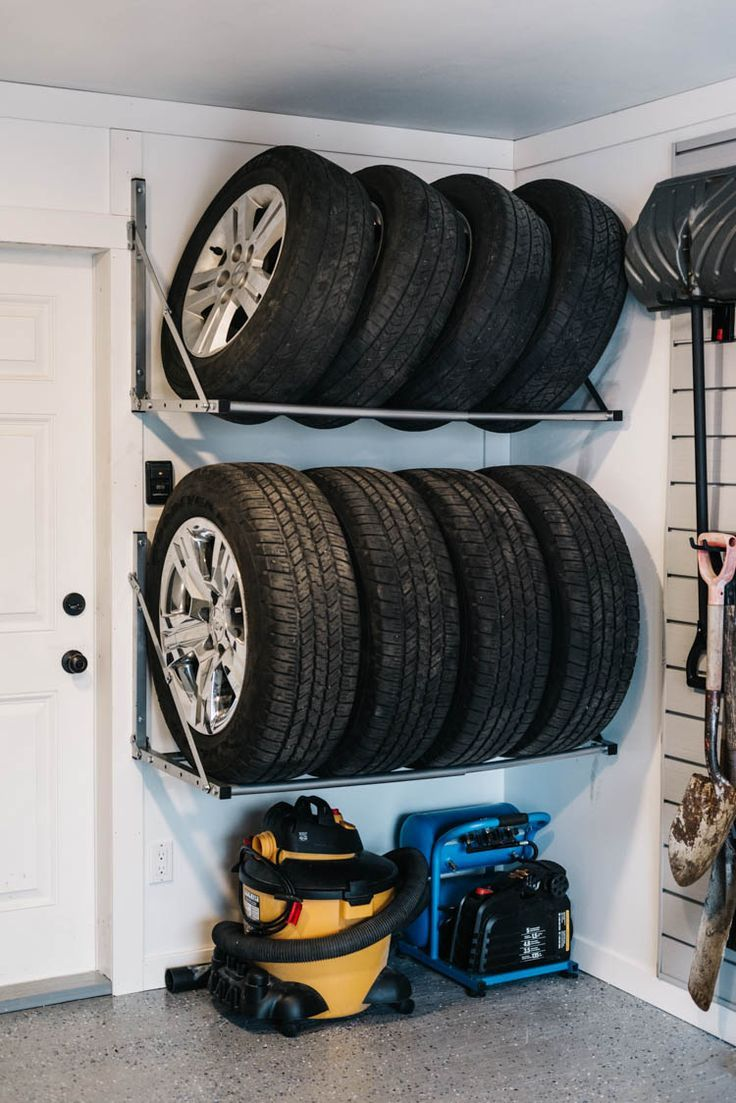 Photo of #garage #Great #Tire #Storage  Great Tire Storage for in the garage   how-to-org…