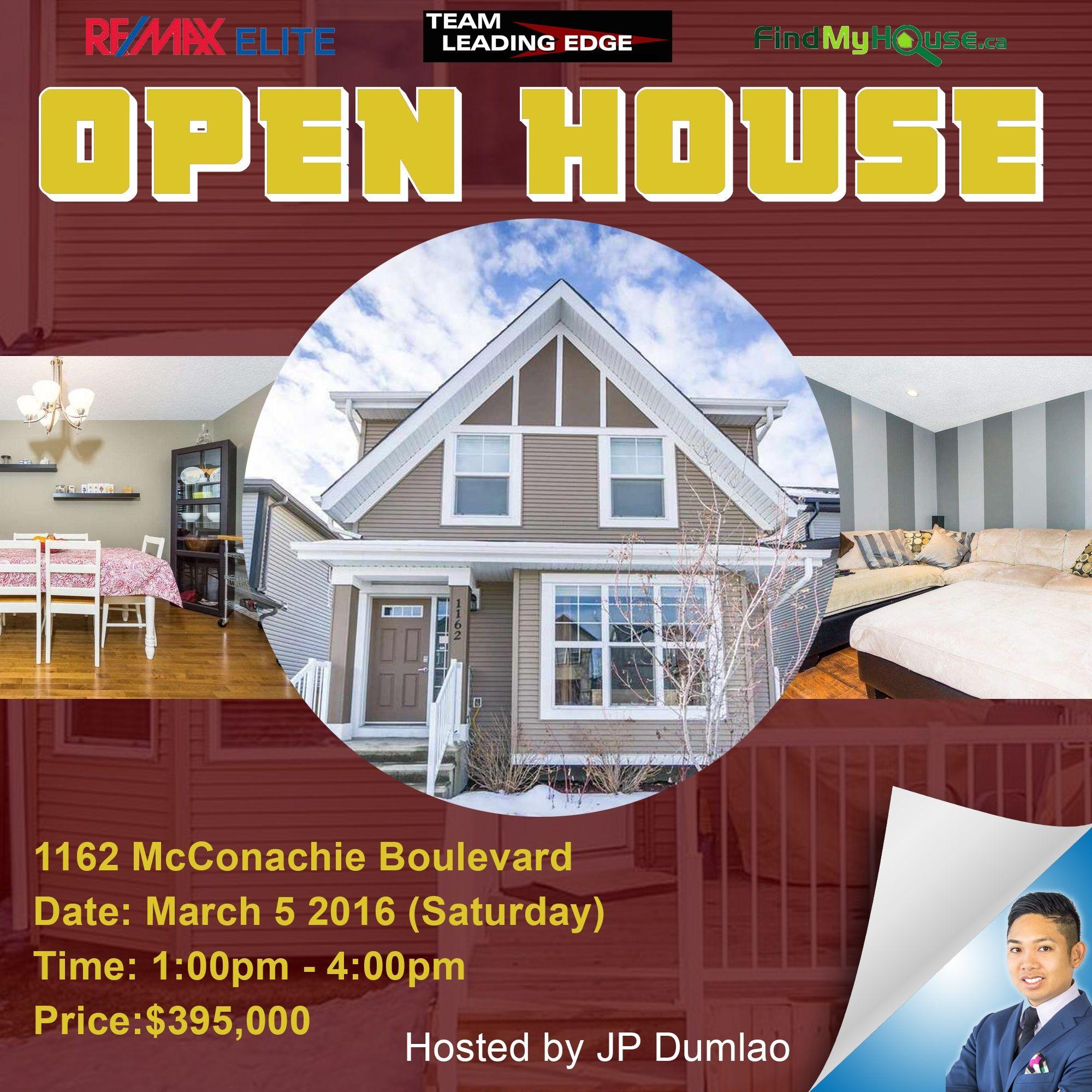 Edmonton Home For Sale 1162 Mcconachie Boulevard