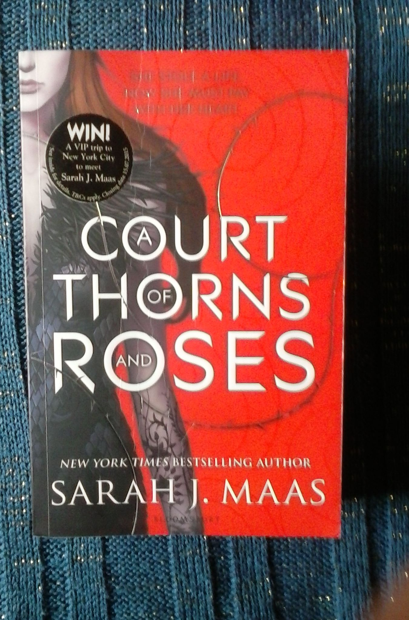 A Court Of Thorns And Roses By Sarah J Maas 3 A Story Based On A