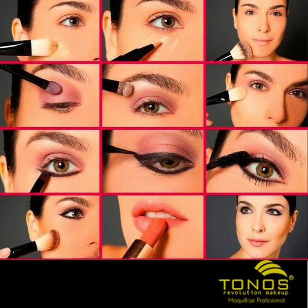 Te has preguntado cómo maquillarte para ir a trabajar todos los días - maquillaje natural de dia