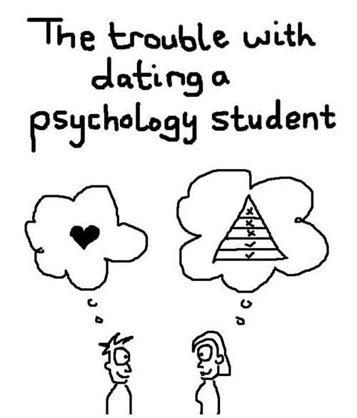 5 reasons why you should never date a psych major | student, the o, Human Body