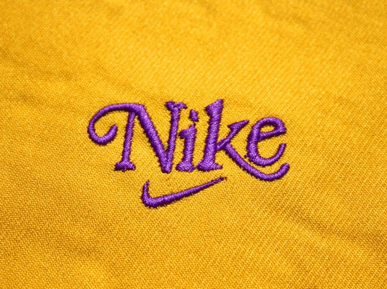 Vintage Nike Embroidery Design Nike Embroidery Design Retro Nike Logo Embroidery Design Instant Download In 2020 Embroidery Logo Diy Embroidery Shirt Simple Embroidery Designs