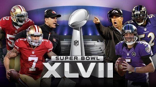 Ravens vs 49ers.