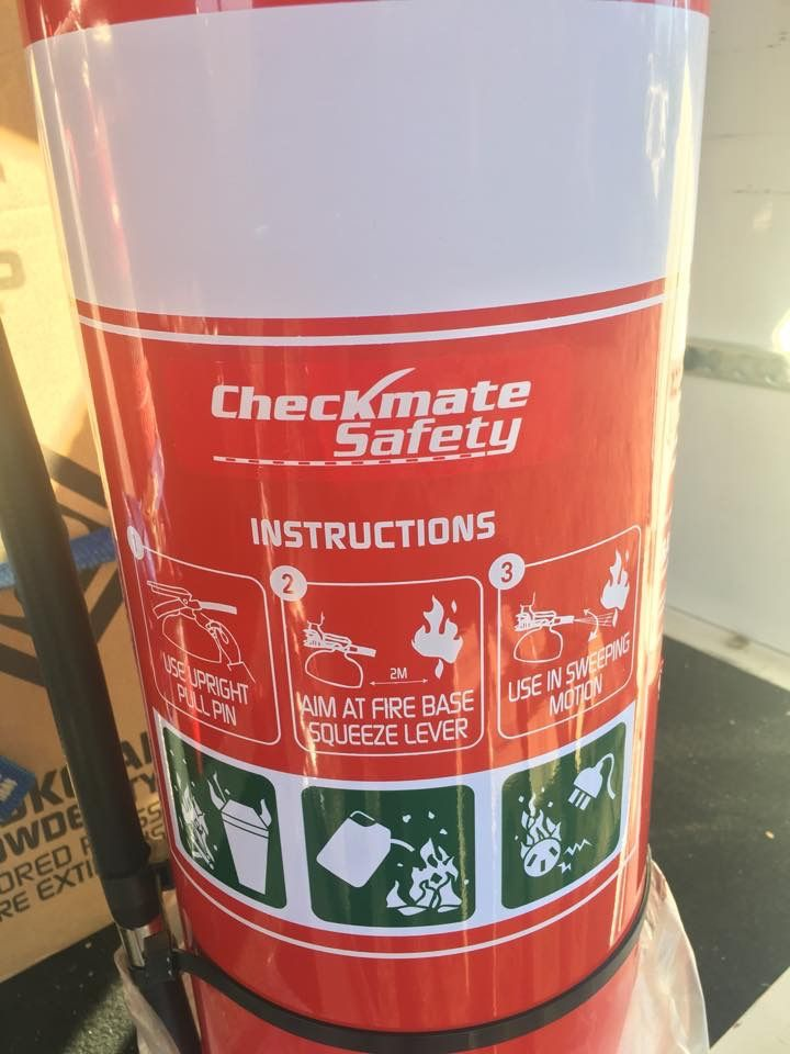 Pin by checkmate safety logan on fire safety fire safety