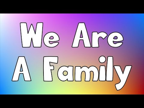 Kids' Songs about Family & Homes | Preschool family