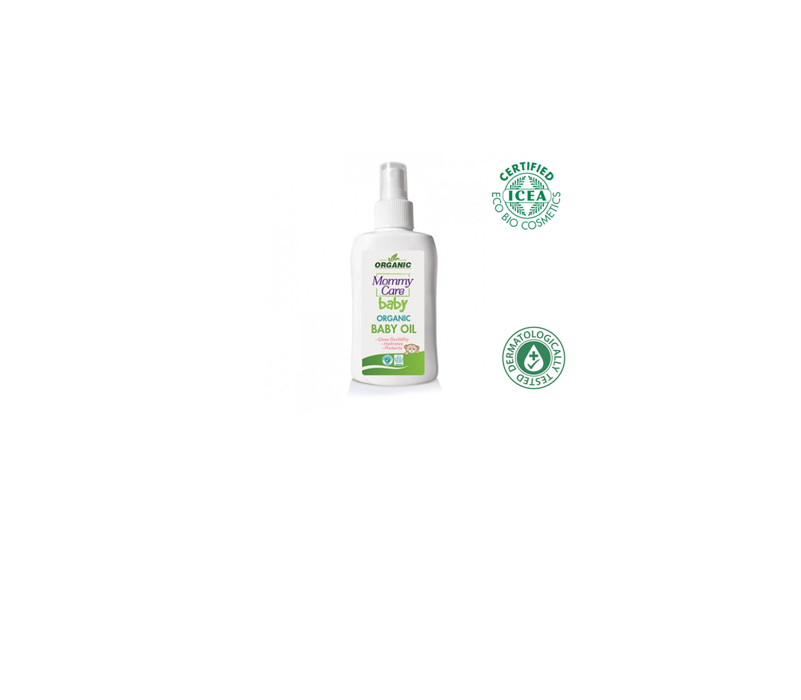 Baby :: BaBy Health :: MommyCare Organic Baby Oil 150 ML