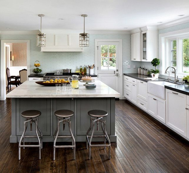 Kitchen Paint Colors Grey: Amherst Gray Kitchen - Google Search