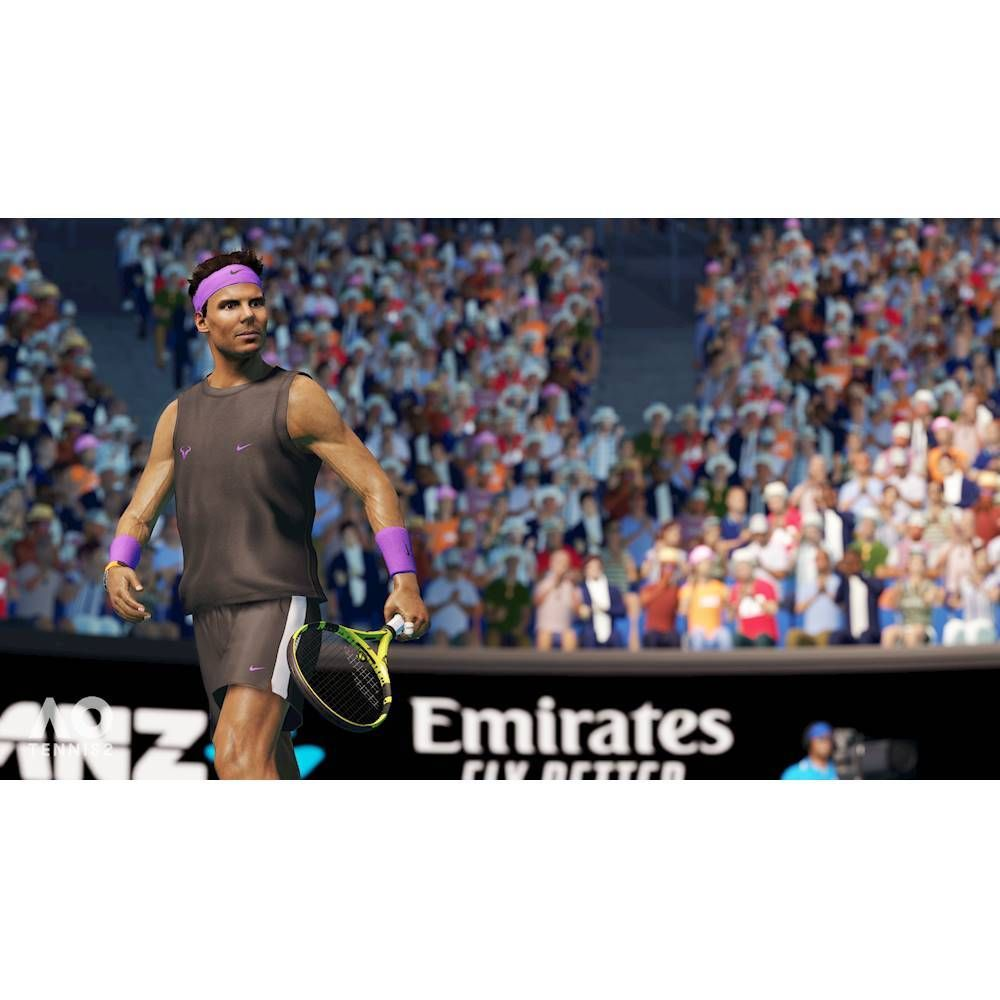 AO Tennis 2 Standard Edition Nintendo Switch in 2020