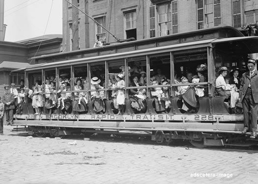 Pin By Bornstar Nyc On Trolly Cars Trains New York Pictures Photo New York City