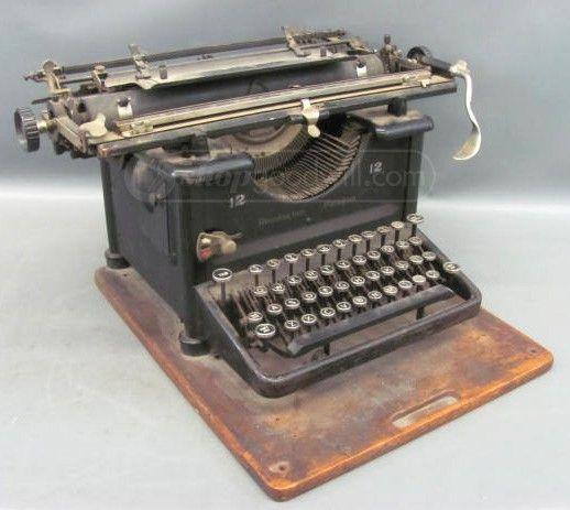 1924 Remington 12