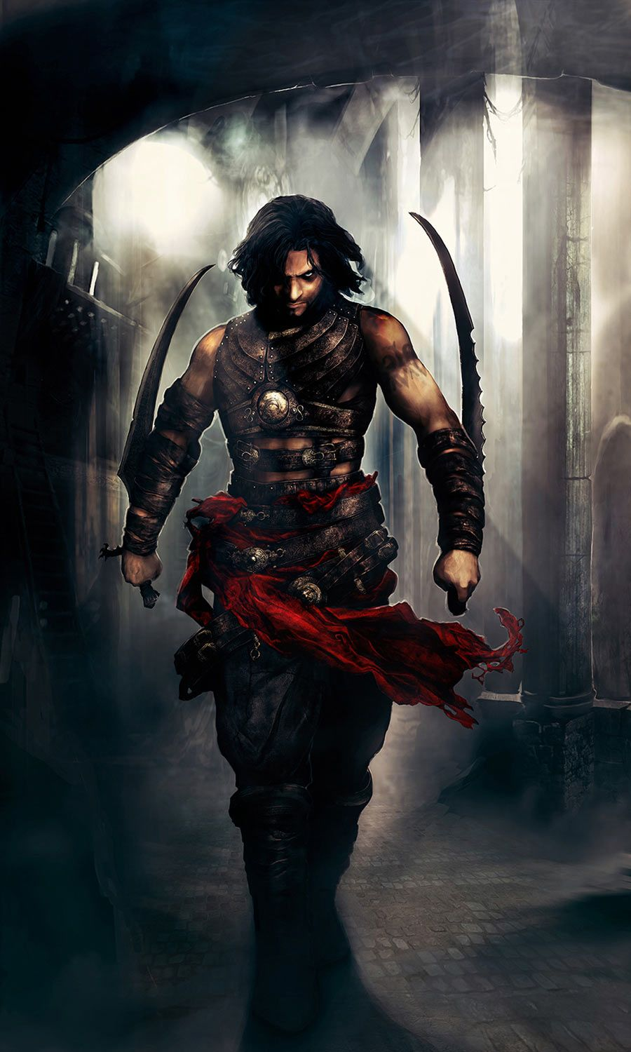 Prince of Persia: Warrior Within | Video Games | Fantasy art, Prince of persia, Fantasy warrior