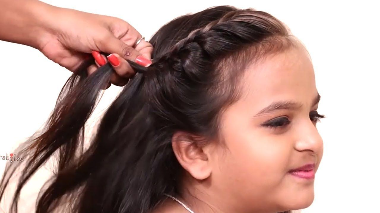 Cute Girl Hairstyles For Short Hair For Girls Best Hairstyles Short Cute Hair C In 2020 Short Hair Styles Easy Cool Hairstyles For Girls Kids Hairstyles