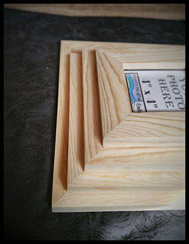Premium Unfinished Wood Frames without Hardware. Premium, unfinished ...