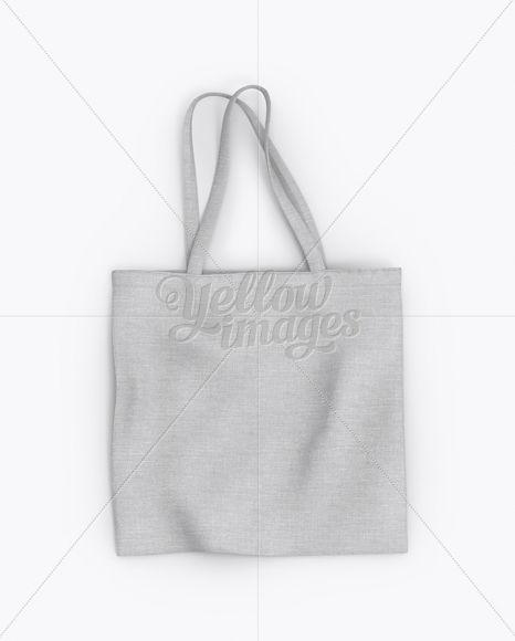 Download Canvas Bag Mockup Top View In Apparel Mockups On Yellow Images Object Mockups Bag Mockup Design Mockup Free Canvas Bag