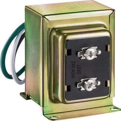 Newhouse Lighting Wired Doorbell Transformer In 2020 Doorbell Transformer Ring Video Doorbell Wired Door Bell
