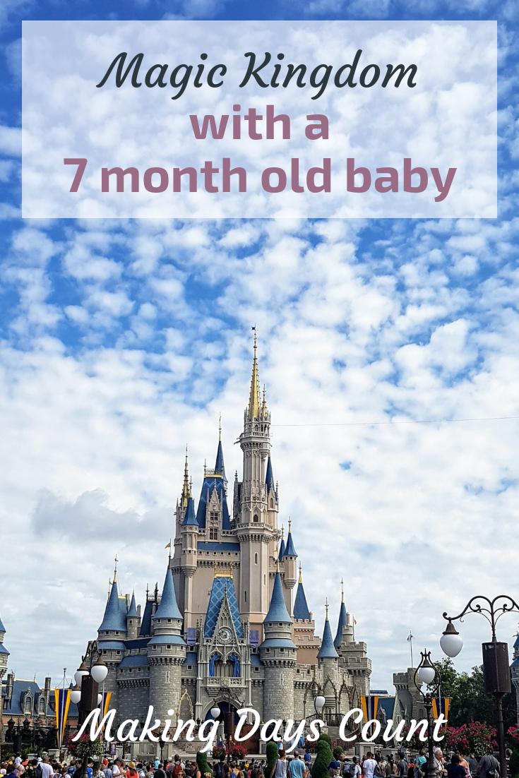 Visiting Disney World's Magic Kingdom with a baby - Making ...