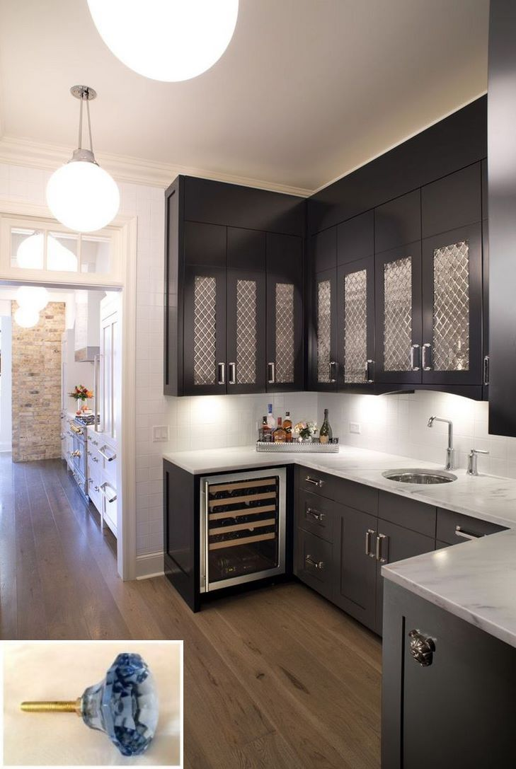 Dark Light Oak Maple Cherry Cabinetry And Solid Wood Kitchen Cabinets Nj Check The Picture Kitchen Cabinet Interior Kitchen Design Black Kitchen Cabinets