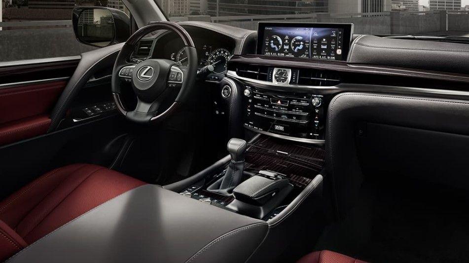 2020 Lexus Lx 570 Interior Lexus Suv Lexus Lx570 Lexus