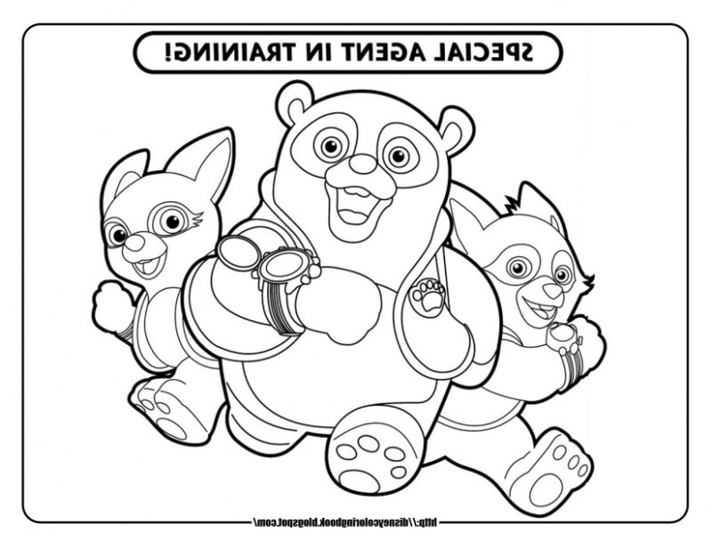 Coolest disney junior asia coloring pages - http://coloring ...