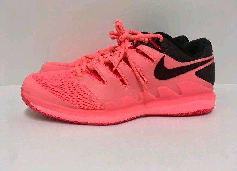 Nike Air Zoom Vapor X Hc Lava Glow Roger Federer Shoes Mens Size 12 Aa8030 661 Fashion Clothing Shoes Accessories Mensshoe Shoes Mens Shoes Athletic Shoes