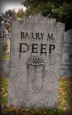 funny tombstone sayings Google Search Halloween